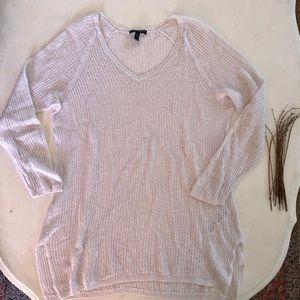 Eileen Fischer Knit V-neck Pullover Sweater